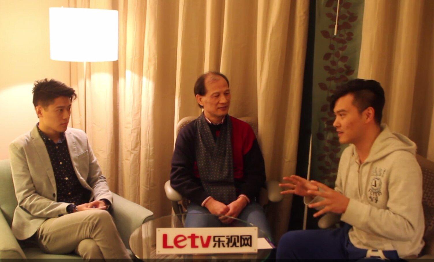 乐视体育专访古广明