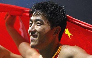 2007年大阪田径世锦赛以12秒95夺冠