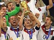 最佳团队:德国男足