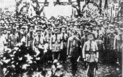 内蒙古响应辛亥革命