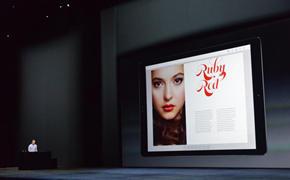 微软高管登场 iPad Pro将支持Office