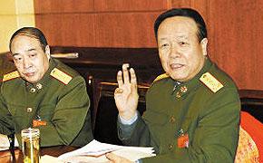 中共中央开除郭伯雄党籍