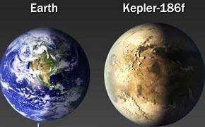 """NASA宣布发现""""另一个地球"""""""