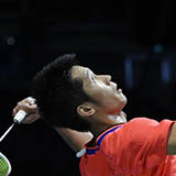 印尼羽毛球大奖赛