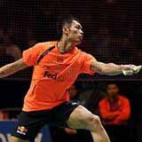 印尼羽毛球公开赛
