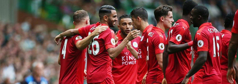 国际冠军杯-马赫雷斯破门 莱斯特7-6点球获胜