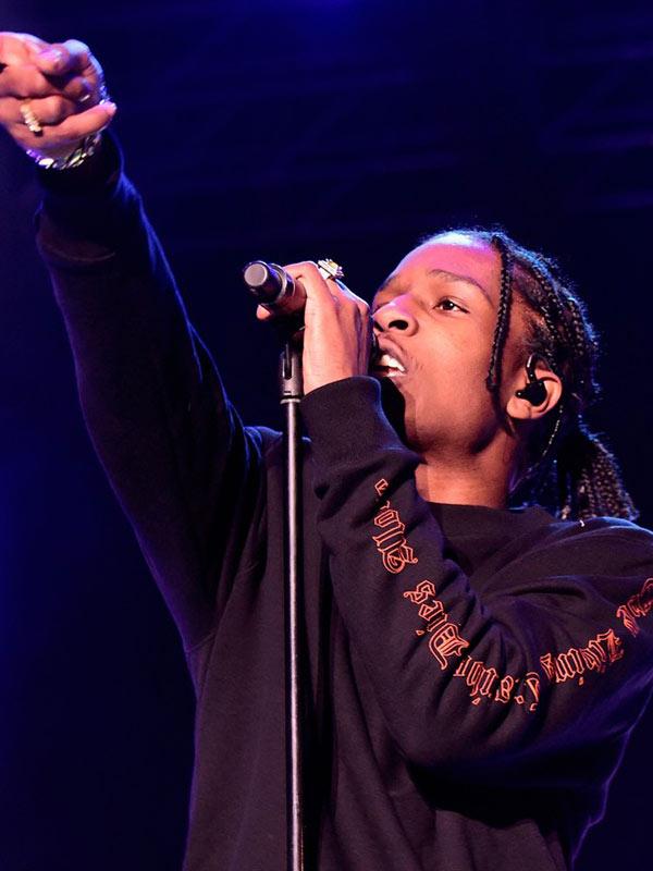 A$AP ROCKY 美国科切拉音乐节演出片段