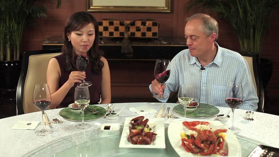 广东菜与葡萄酒