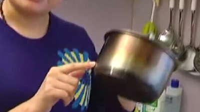 今年擦锅不头疼 教您黑锅变白锅