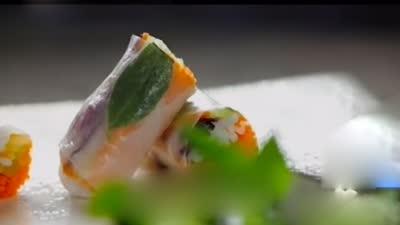 清爽越南菜正当时 越南越美越南特色菜