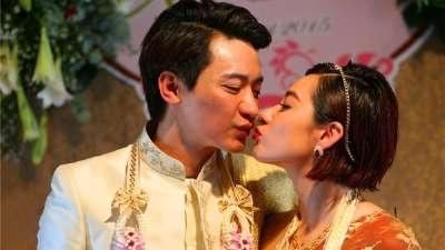 新娘刘璇追忆十四年爱情路 做婚礼重现的甜蜜冒险