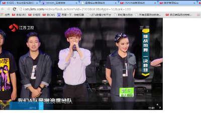 导师学员同台秀舞艺 世勋Chen现场拼人气