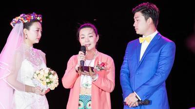 贺毅和郝洛钒婚礼之初爱 80后小夫妻告诉我们爱不将就