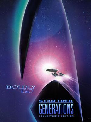 星际旅行7:星空奇兵