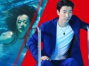 """《中国超模》20150716:张亮鼓励学员示范水下拍摄  """"雪女王""""梦幻微电影表现完美"""