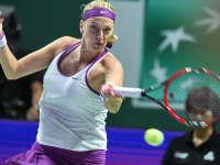 WTA年终总决赛半决赛 莎拉波娃VS科维托娃(英文) 20151031
