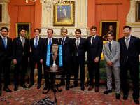 盘点网球明星与政要的亲密接触 费德勒穆雷备受青睐