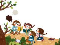 儿童读古诗