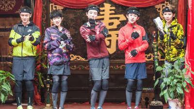 黄晓明遭NPC调戏演节目 TFBOYS三只合体唱宠爱