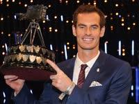【中字】穆雷获BBC年度体育人物 获奖时不忘自嘲