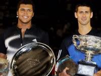 小德四盘击败黑马特松加   2008年澳网首夺大满贯
