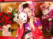 日本花魁之斗艳