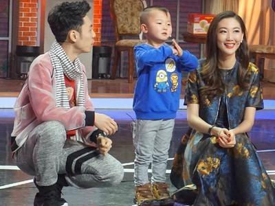 《家庭幽默录像》20160222:黄艺馨与小正太对诗 闺蜜答题默契度十足