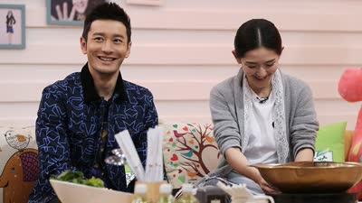 黄晓明首度公开结婚原因 自曝妈妈特别喜欢baby