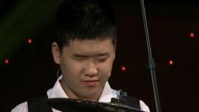 盲童的七彩音乐梦 感恩老师让生活有了色彩