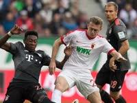 奥格斯堡vs拜仁慕尼黑(上)