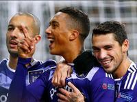 欧联-5分钟连轰3球蒂莱曼斯破门 安德莱赫特6-1美因茨