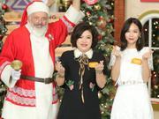 王霏霏陪粉丝提前过圣诞 全面回国发展 想演女杀手