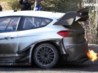 WRC蒙特卡洛站在即 Tanak测试M-sport备战