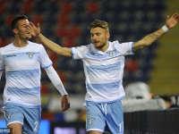 意甲-因莫比莱头顶脚踢连入两球 拉齐奥2-0客胜博洛尼亚