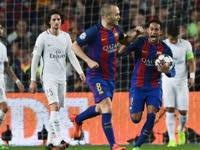 录播:巴塞罗那vs巴黎圣日耳曼(丁伟杰 江忠德)16/17赛季欧冠
