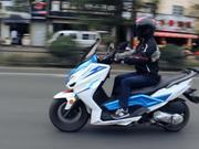 【骑士网呆子测评】金城欧宝路EUPOLO JC200T骑士网呆子测评