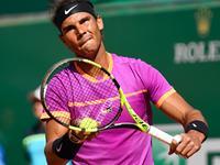 ATP蒙特卡洛大师赛1/4决赛 纳达尔VS施瓦兹曼(英文) 20170422