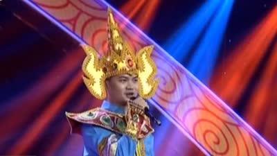 傣歌王子银光献唱