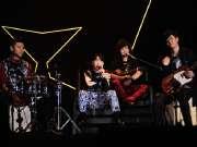 狮子合唱团京城开唱 新歌经典轮番上演