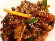 《暖暖的味道》20170815:半个小时搞定的快手菜 五彩陈皮牛肉好吃不用等