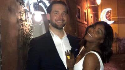 小威透露和未婚夫初遇细节 婚礼或将在佛罗伦萨进行