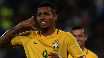 世预赛6场造6球!新内马尔连线国安神将传射巴西未来可期