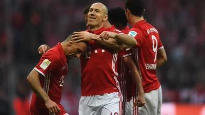 美如画!拜仁终迎回最强罗贝里 独造4球踢皇马还看他们