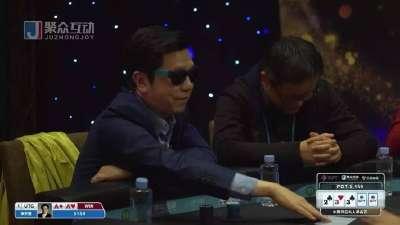 德州扑克-李开复教你如何用AA强势压倒AK