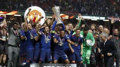 重温曼联欧联夺冠之路 红魔穆二期剑指超级杯王座