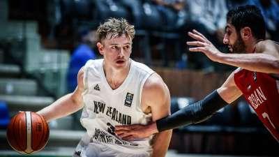 男篮亚洲杯-新西兰28分大胜约旦 半决赛战澳大利亚