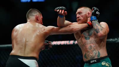 UFC最嚣张拳王嘴炮四部曲之四:复仇死敌小麻迪亚兹