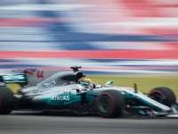 F1美国站第二次自由练习赛 全场录播