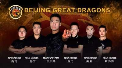 GPL中国站战队风云录——北京巨龙战队