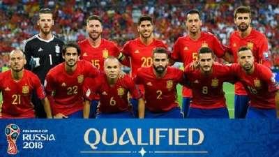 西班牙2018世界杯晋级之路 不败晋级却无缘第一档
